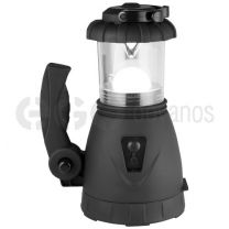 Dynamo lantern spotlight