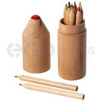 12 pieštukų rinkinys