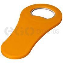 Rally magnet bottle opener