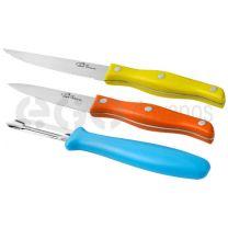 Tint knife and peeler set