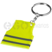 Vest key chain