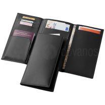 Harvard 3-fold travel wallet