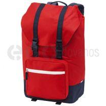 "Oakland 15.6"" laptop flap backpack"