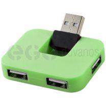Gaia 4-kištukų USB šakotuvas