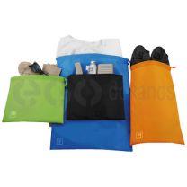 Atlanta travel set of go clean bags