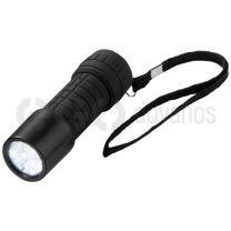9 LED žibintuvėlis
