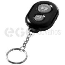 Selfie keychain Bluetooth® remote shutter