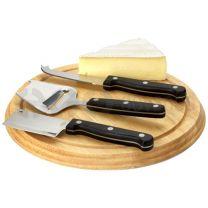 4-dalių sūrio pjaustymo rinkinys