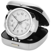 Pisa pop-up alarm clock with pouch