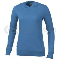 Stokes hooded ladies sweater