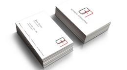 Vizitinių gamyba-vizitinės kortelės